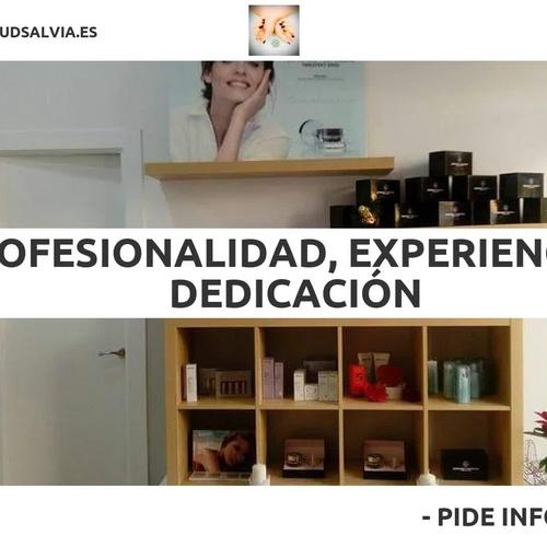 Centro de estética en Santa Pola | Salvia Belleza y Salud