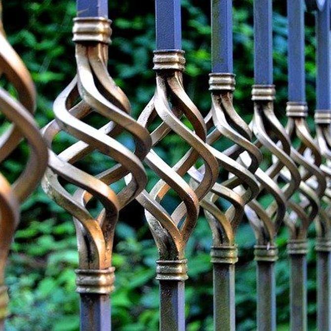 Las aplicaciones del metal en los hogares