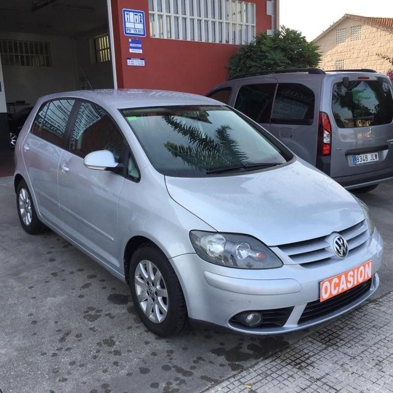 Volkswagen Golf Plus 1.9TDI 105CV:  de Ocasión A Lagoa