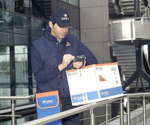 Transporte integral de paquetería en A Coruña