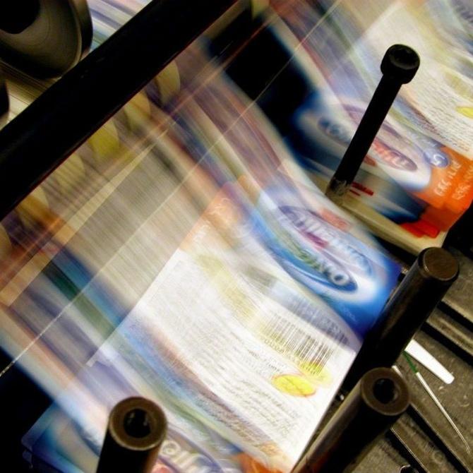 ¿Qué es la impresión digital?