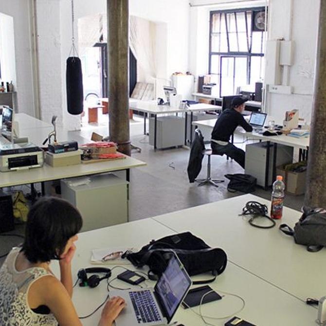 El boom del coworking en España