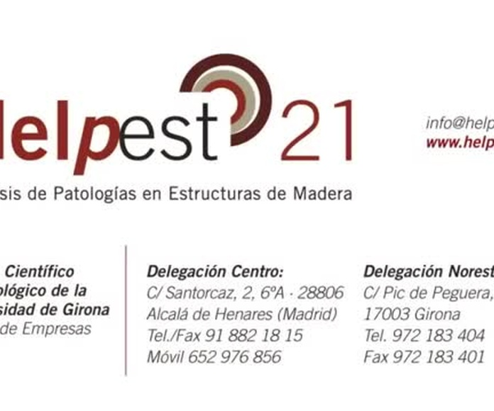 Audiotermes: Servicios  of Helpest 21