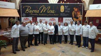 Los restaurantes españoles de mayor excelencia se reúnen en Sevilla