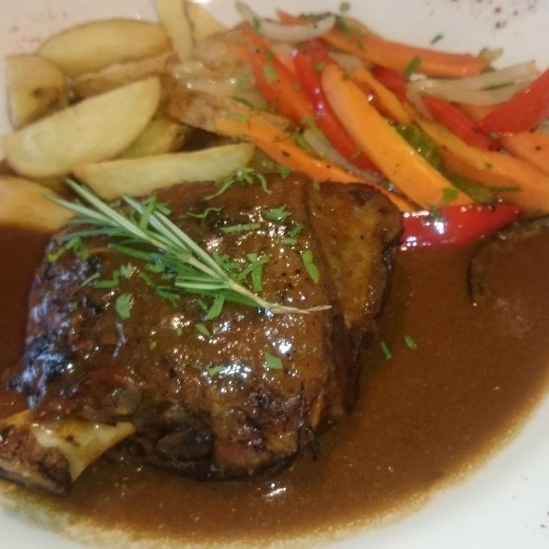 Platos de carne: Nuestros platos de Restaurante La Flamenca, Cocina Española e Internacional