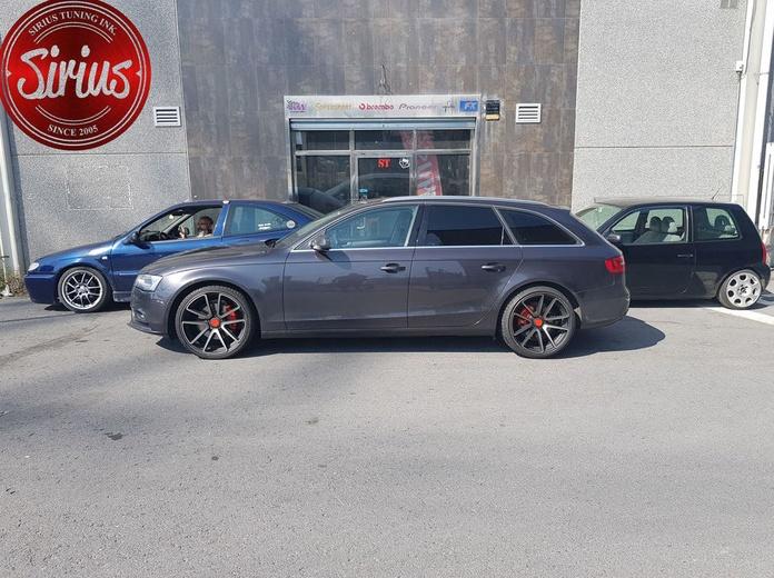 Audi a4 B8 - Rotiform SPF