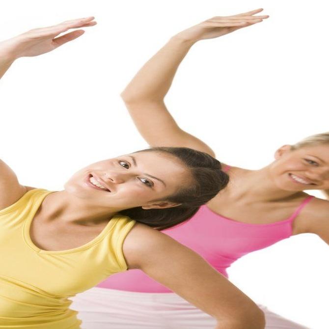 La gimnasia hipopresiva