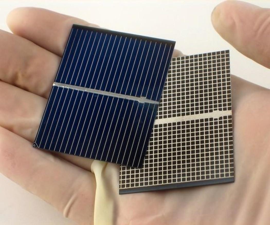 Las persianas fotovoltaicas