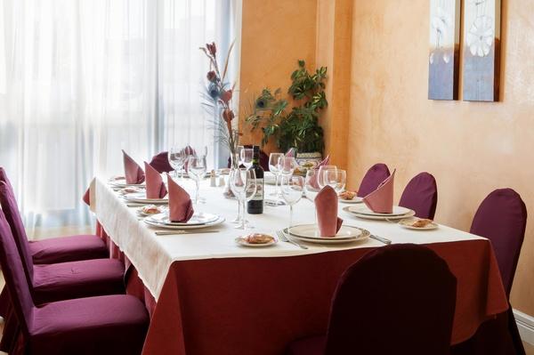 Menú Empresas 2018 - 2019: Nuestra Carta de Restaurante El Roble Hotel AB Arganda