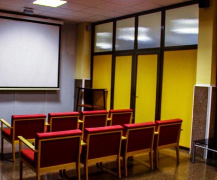 Sala de Televisión: SERVICIOS QUE OFRECEMOS de Residencia Universitaria Don Bosco