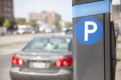 Multa de estacionamiento con el lugar equivocado