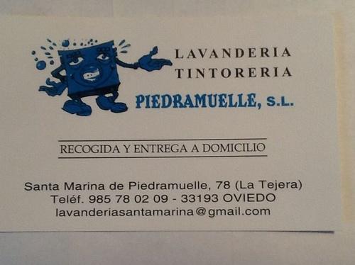 Lavanderias Oviedo