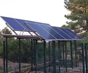 Fotovoltaica aislada realizada en Bullas (Murcia) autonomía energética