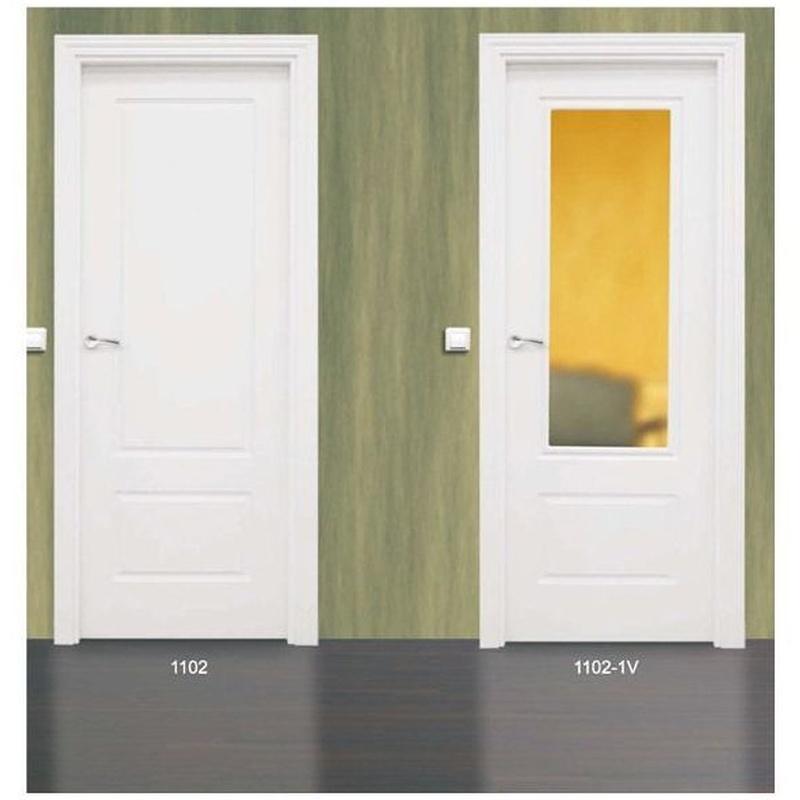 Modelo 1102 Puerta lacada de calidad estándar