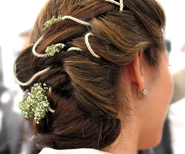 Metta Peluqueros - Peinados de novias