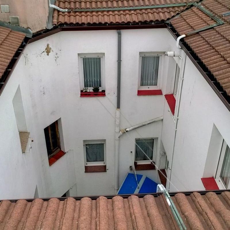 Reparación de Canalón en Asturias