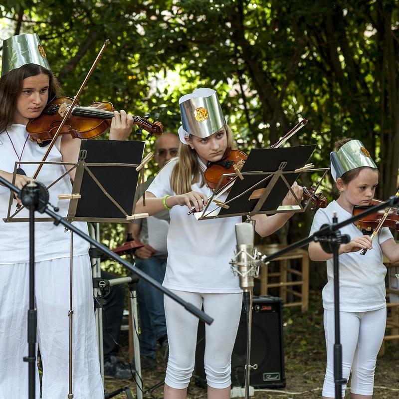 Festival fi de curs 2017-18 La Flauta Màgica de W. A.Mozart
