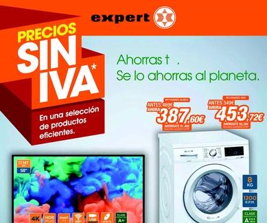 PRECIOS SIN IVA EN EXPERT ALTEA