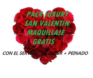 San Valentín Pack Luxury