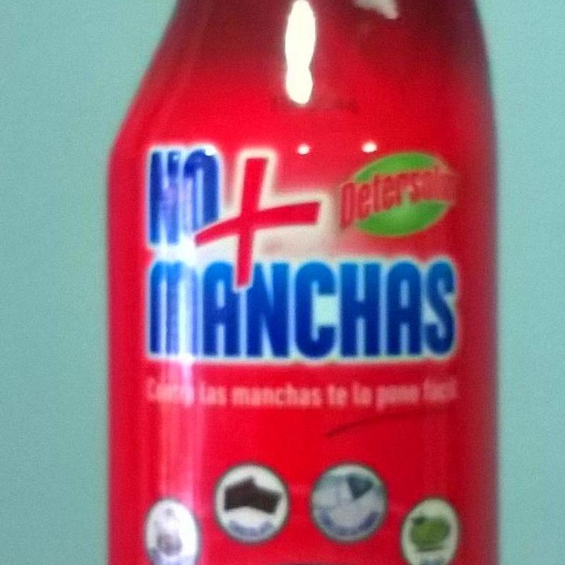 DETERSOLIN NO MAS MANCHAS SPRAY 1L.: SERVICIOS  Y PRODUCTOS de Neteges Louzado, S.L.