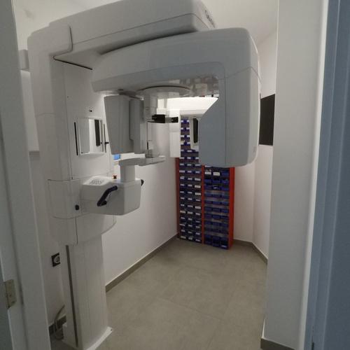 Tac dental, radiografía panorámica y teleradiografía