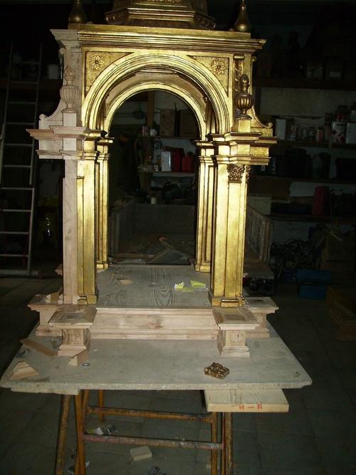 Restauración de patrimonio histórico
