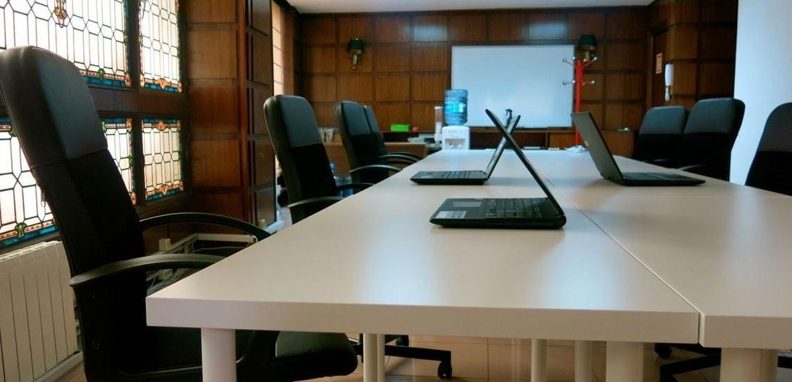 Cursos de mecanografía en Madrid centro con aulas espaciosas