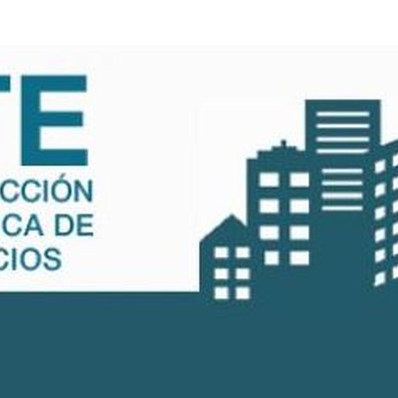 ITE: Servicios de Estudio Arquitec