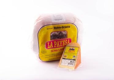 Paquete queso la Payesa semi