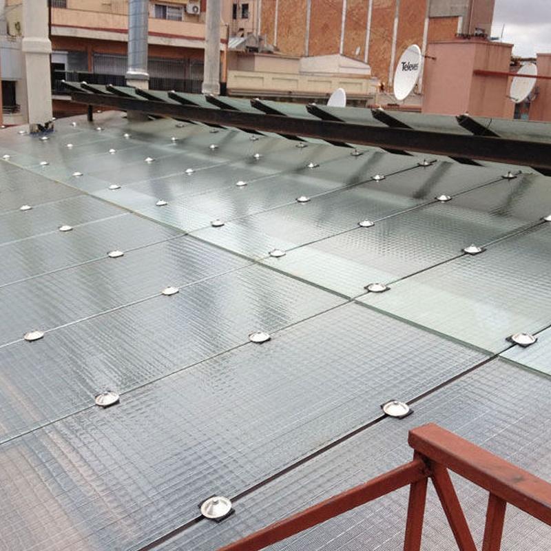 Rehabilitación de patios de luces: Servicios de Rehabilitar BCN