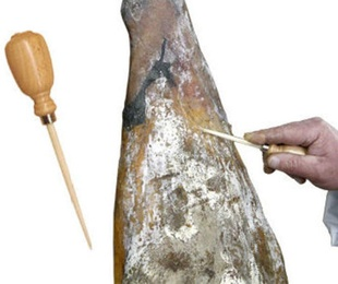 ¡Cómo calar un jamón ibérico y para que sirve!