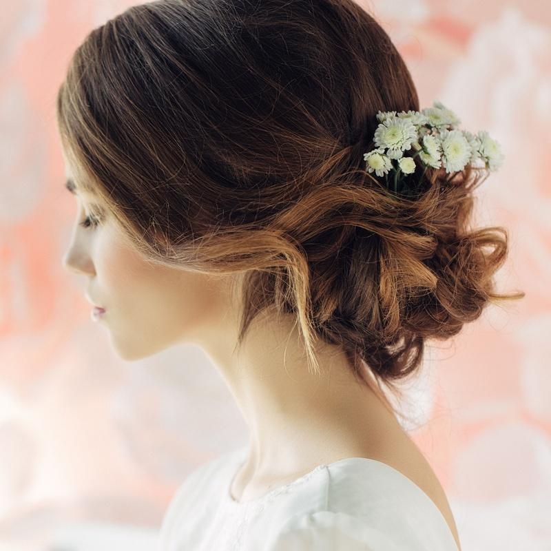 Especial novias: Belleza para el cabello de Salón Roldán