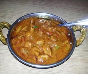 Cocina tradicional india en Lavapiés, Madrid