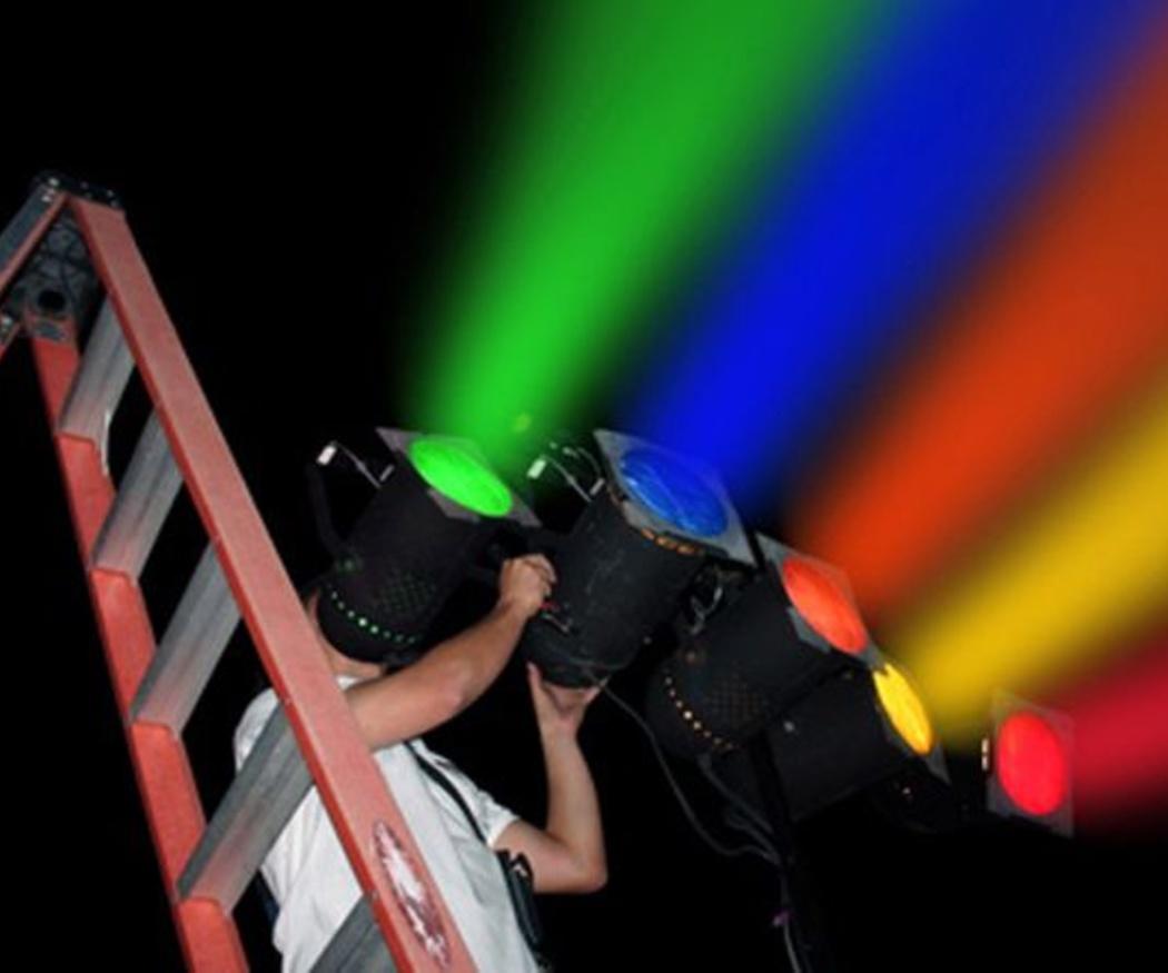 La importancia de la luz en un escenario