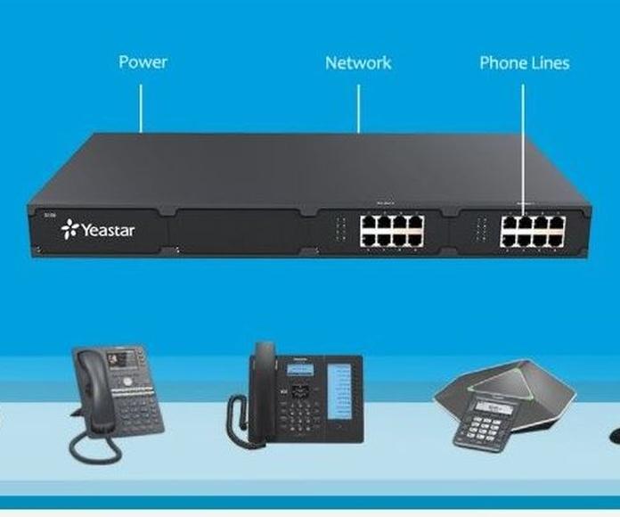 Centrales Yeastar VoIP PBX
