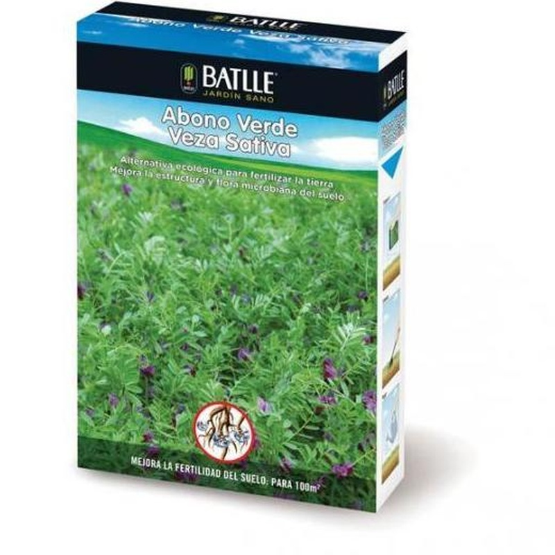 Abono verde - Veza sativa 1,5 kg. Eco Ref. 11