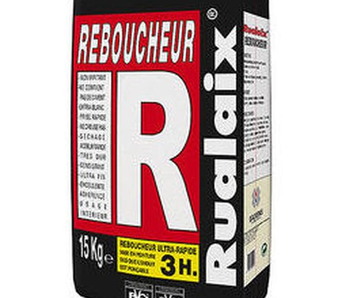 RX-110 Rualaix Super Reboucheur R en almacén de pinturas en ciudad lineal.