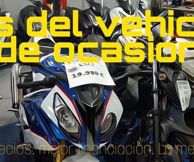 Mes del vehículo de ocasión en Jarama motocicletas