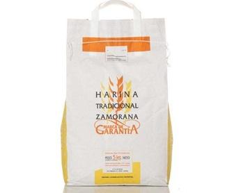 """Harina de trigo ecológica blanca W-200 """"Molino de piedra"""" 25 kg: Productos de Coperblanc Zamorana"""