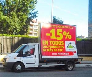 Todos los productos y servicios de Soportes publicitarios: Jf Exterior, S.L.