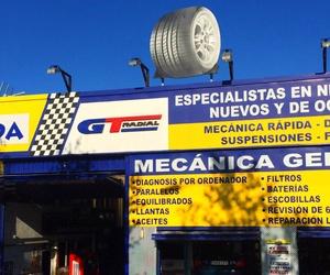 Oferta neumáticos Collado Villalba: Ecorueda Villalba