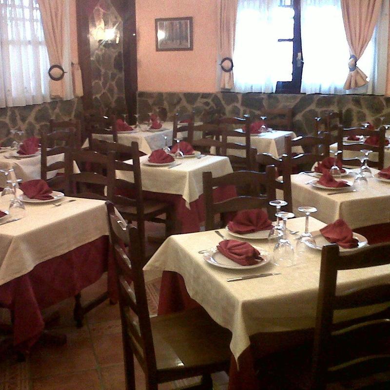 Salón 2. Comedor de Celebraciones: Menús de Restaurante Terraza La Parrilla de Valdemoro