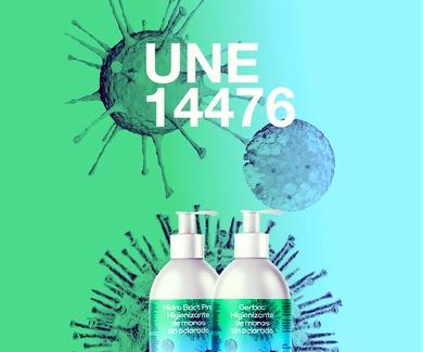 Gerbac UNE14476