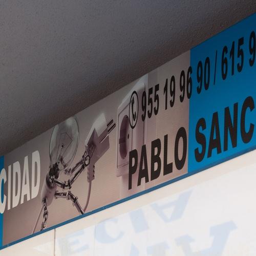 Te proponemos soluciones rápidas y eficaces para tus problemas eléctricos en Electricidad Pablo Sánchez