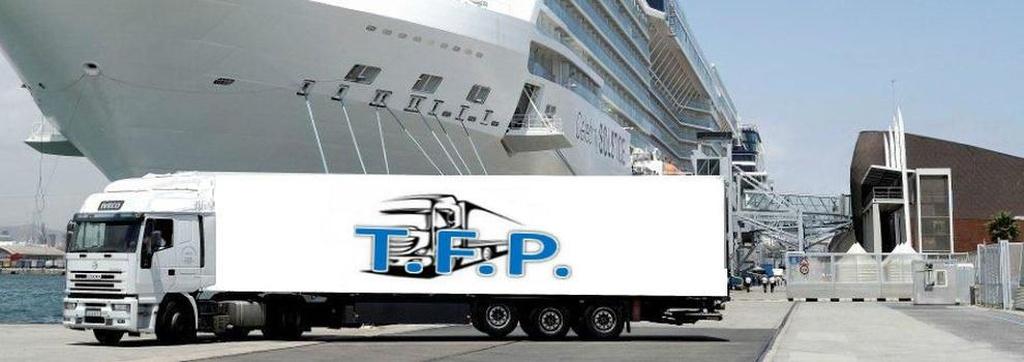 Transportes frigoríficos en Martorell | Transportes T.F.P