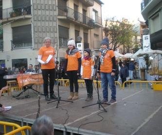 Concert de Santa Cecília 16-11-2015: Escuela de música i Expresión  de Can Canturri