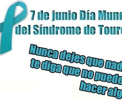 7 de Junio, Día Europeo del Síndrome de Tourette.