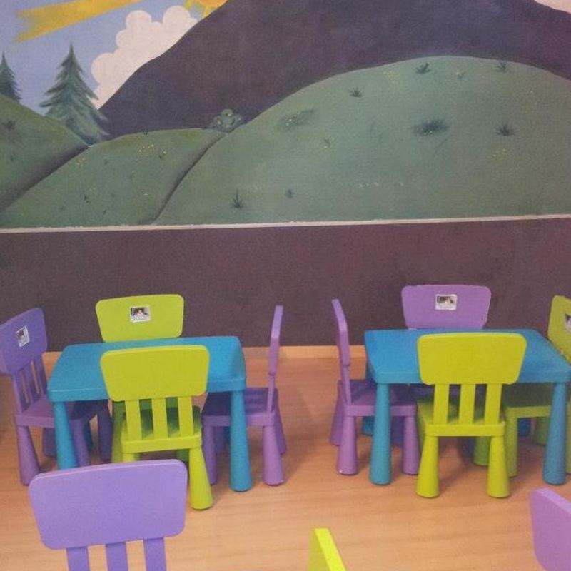 Comedor propio: Servicios de Centro Infantil Arco Iris