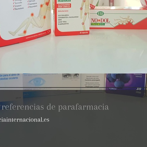Farmacias y parafarmacias en San Bartolomé de Tirajana | Parafarmacia Internacional