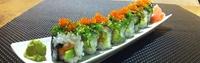 30A.   URAMAKI goma wakame: Carta de Sushi King Restaurante